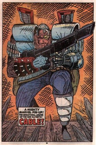 Rob Liefeld's Cable, Marvel Comics