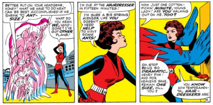 The Wasp's Secret History of Being Amazing