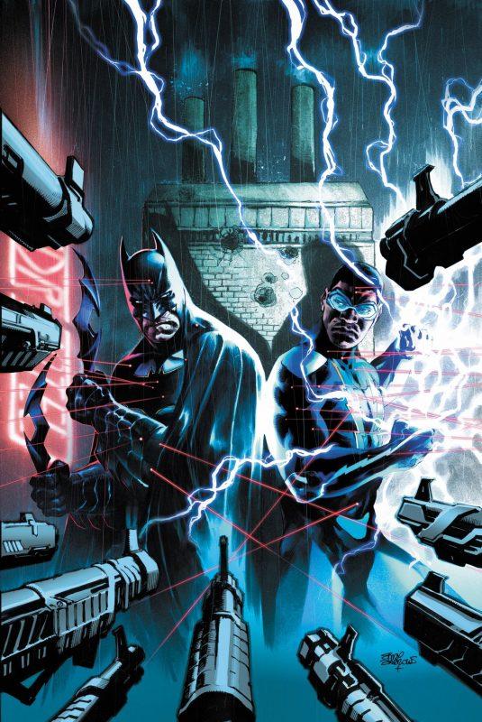 Detective Comics #982 - DC Comics - June 2018 - MIGUEL MENDONÇA (Artist), Bryan Hill (Writer)