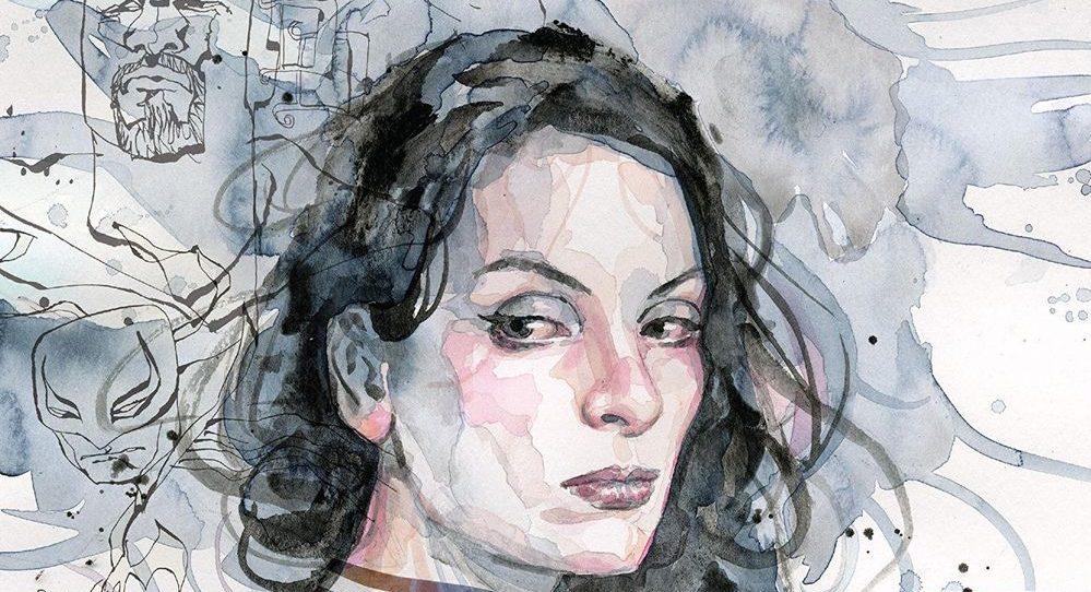 The Big Goodbye: Jessica Jones #18