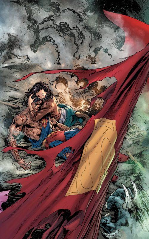 Man of Steel #5 - DC Comics - June 2018 - Ivan Reis and Joe Prado (Artists), Brian Michael Bendis (Writer)