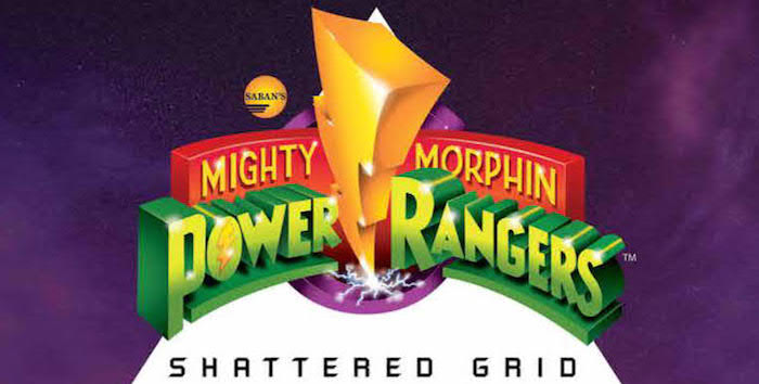 Mighty Morphin Power Rangers #25: Shattered Grid