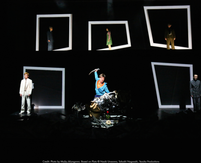 Sidi Larbi Cherkaoui / Bunkamura Theatre Cocoon: Pluto