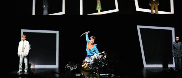 Manga on Stage: Sidi Larbi Cherkaoui / Bunkamura Theatre Cocoon's Pluto