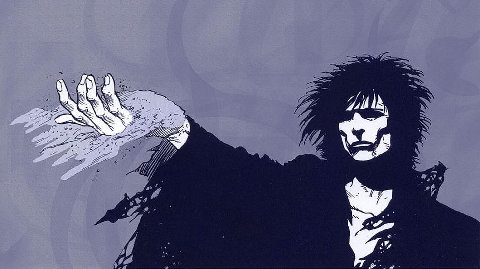 The Sandman, written by Neil Gaiman. Pub: Vertigo