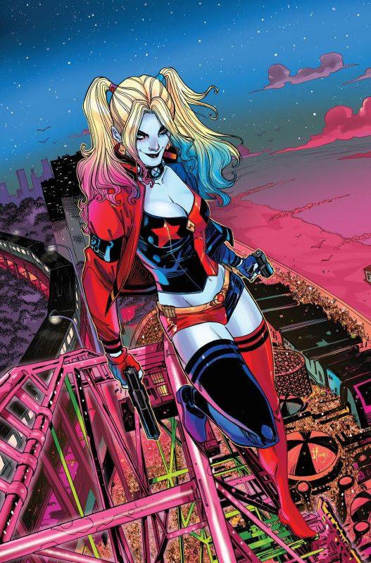 Harley Quinn #43 - DC Comics - June 2018 - John Timms (Cover Artist), Christopher Sebela (Writer)