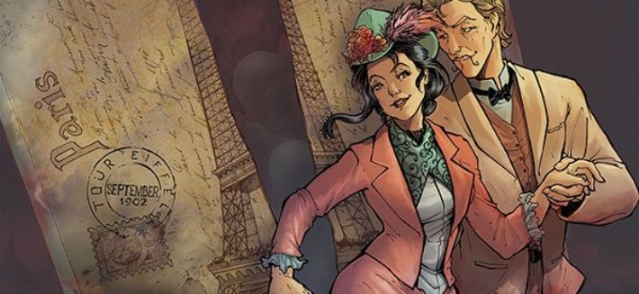 EXCLUSIVE PREVIEW: Lady MacLeod Becomes Lady Godiva in Mata Hari #3