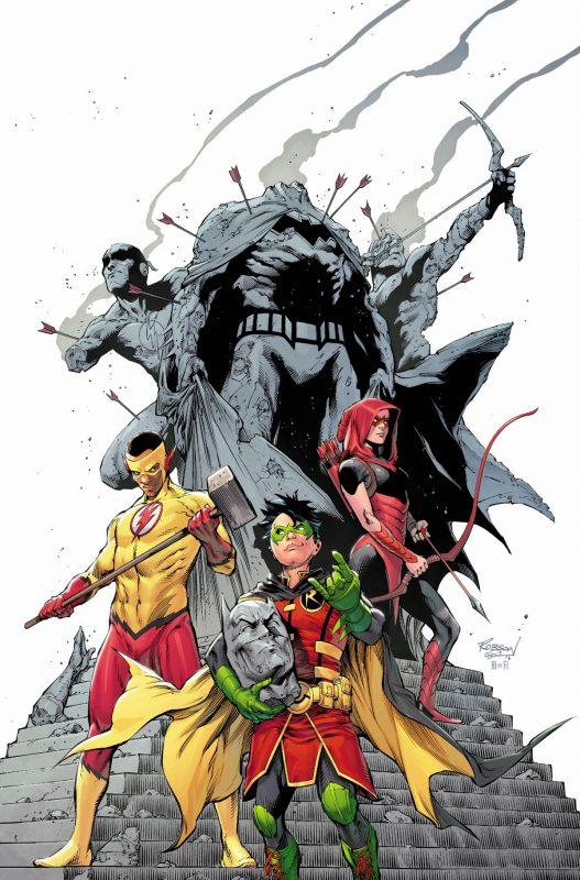 Teen Titans Special #1 - DC Comics - June 2018 - Robson Rocha (Artist), Adam Glass (Writer)