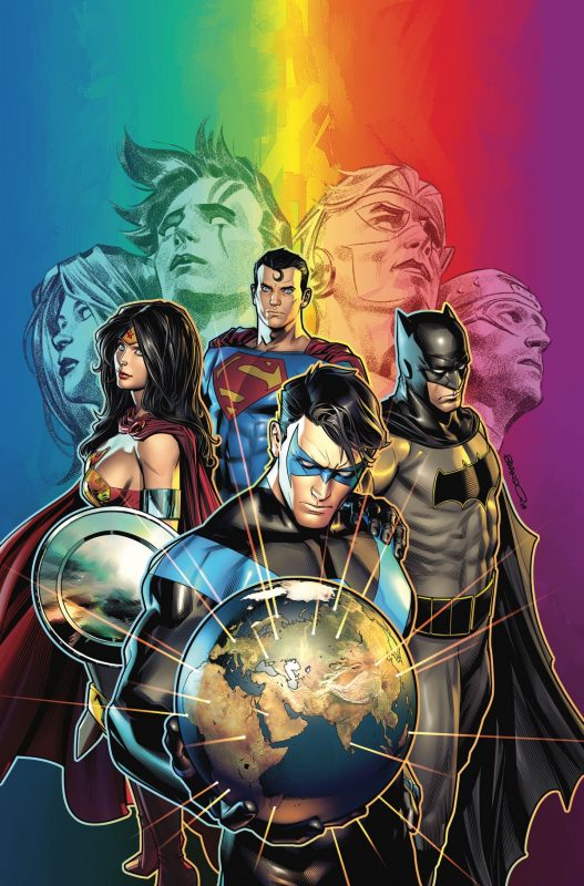 Titans Special #1 - DC Comics - June 2018 - Paul Pelletier (Artist), Dan Abnett (Writer)