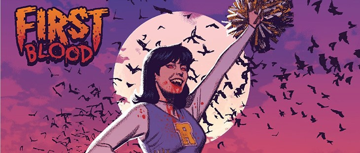 Vampironica #1 Has Teeth