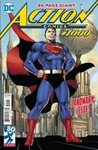 Action Comics #1000 - DC Comics - 2018 - Jim Lee and Scott Williams