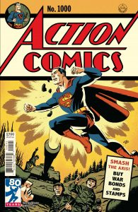Action Comics #1000 - DC Comics - 2018 - Michael Cho