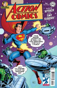 Action Comics #1000 - DC Comics - 2018 - Dave Gibbons