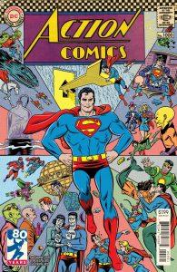 Action Comics #1000 - DC Comics - 2018 - Mike Allred