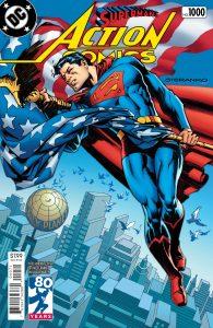 Action Comics #1000 - DC Comics - 2018 - Jim Steranko
