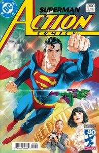 Action Comics #1000 - DC Comics - 2018 - Joshua Middleton