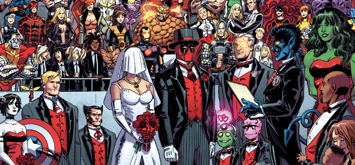 The Wedding Issue: Deadpool and . . . ???