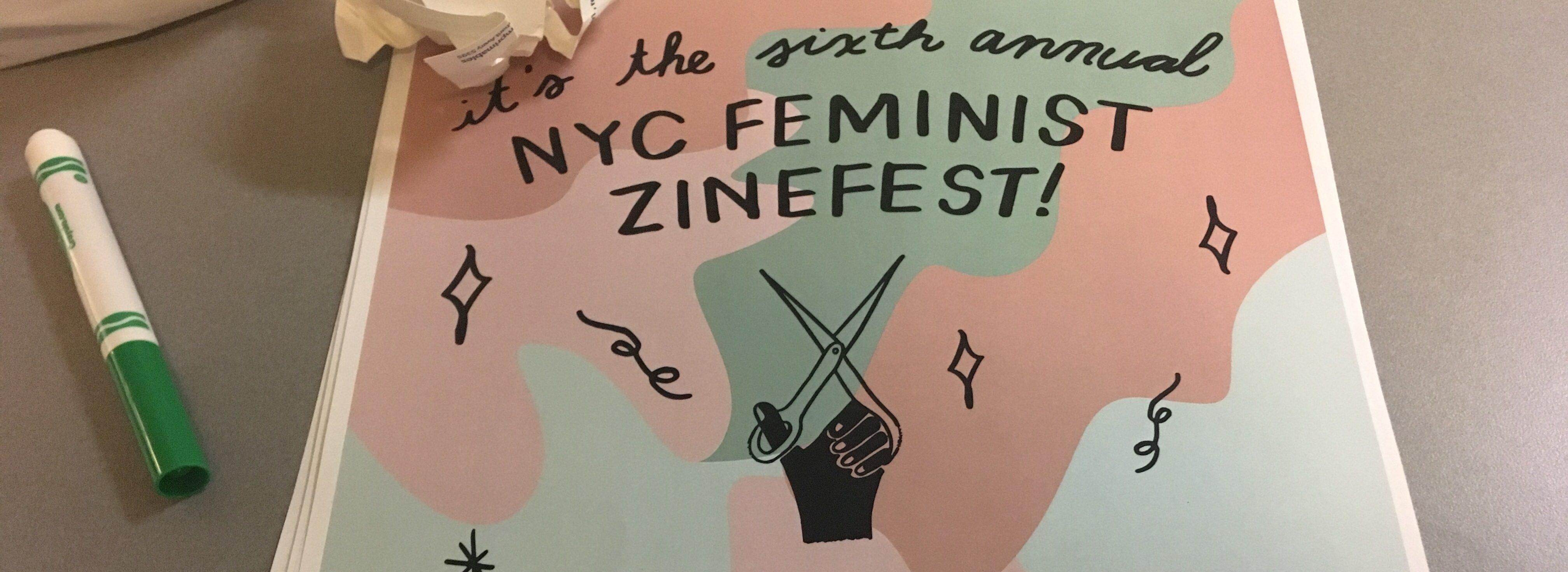 NYC Feminist Zinefest Is A Joy