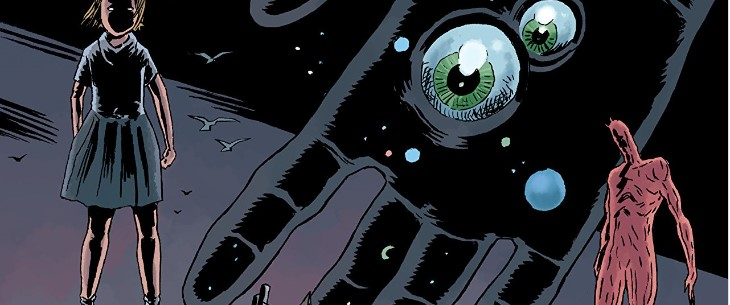 Jeff Lemire Takes a Deep Dive Into The Hammerverse
