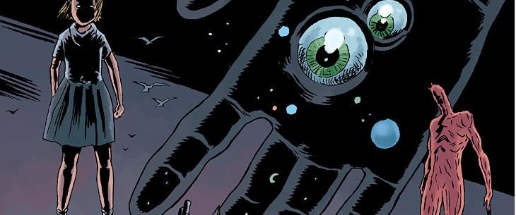 It's Back! Black Hammer: Age of Doom #1