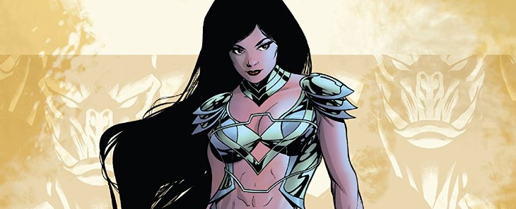 Dejah Thoris #3 Lacks The Beauty of the Original Barsoom
