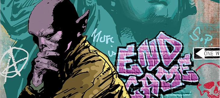 Resident Alien #1: More Than Meets the Eye