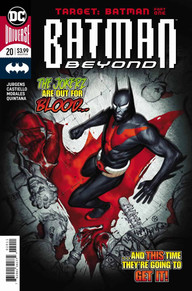 Batman Beyond #20 - DC Comics - Viktor Kalvachev