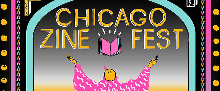 Artists Have Cool Brains: Short Reviews from Chicago Zine Fest 2018