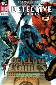 Detective Comics #981 - DC Comics - Eddy Barrows