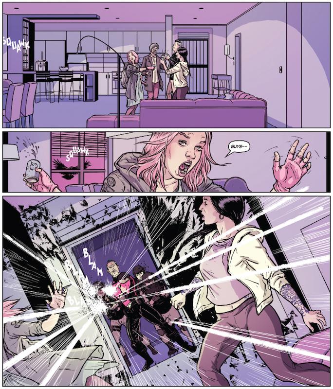 Secret Weaons Prelude to Harbinger Wars 2, Valiant Comics, Eric Heiserrer and Raúl Allén and Patricia Martín with Borja Pindado
