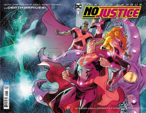 Justice League No Justice #1 - DC Comics - Francis Manapul
