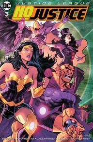 Justice League No Justice #3 - DC Comics - Francis Manapul