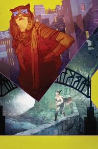 Mother Panic Gotham AD #3 - DC Comics - Tommy Lee Edwards