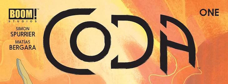 Coda #1 is a Dark Love Letter