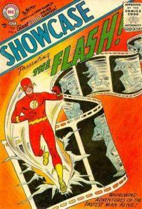 Showcase #4 - DC Comics - 1956 - Robert Kanigher, Carmine Infantino and Joe Kubert
