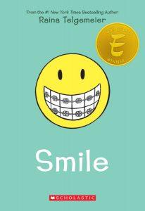 Smile - Scholastic - 2010 - Raina Telgemeier