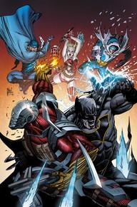 Suicide Squad #42 - DC Comics - Guillem March