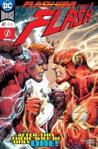 The Flash #47 - DC Comics - Howard Porter