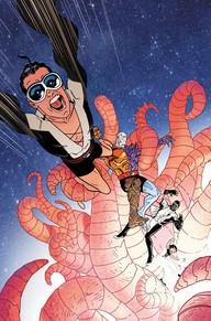 The Terrifics #4 - DC Comics - Doc Shaner