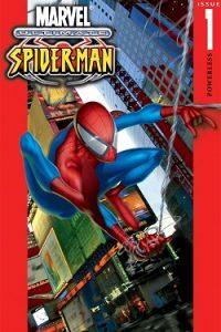 Ultimate Spider-Man #1 - Marvel Comics - 2000 - Brian Michael Bendis and Mark Bagley