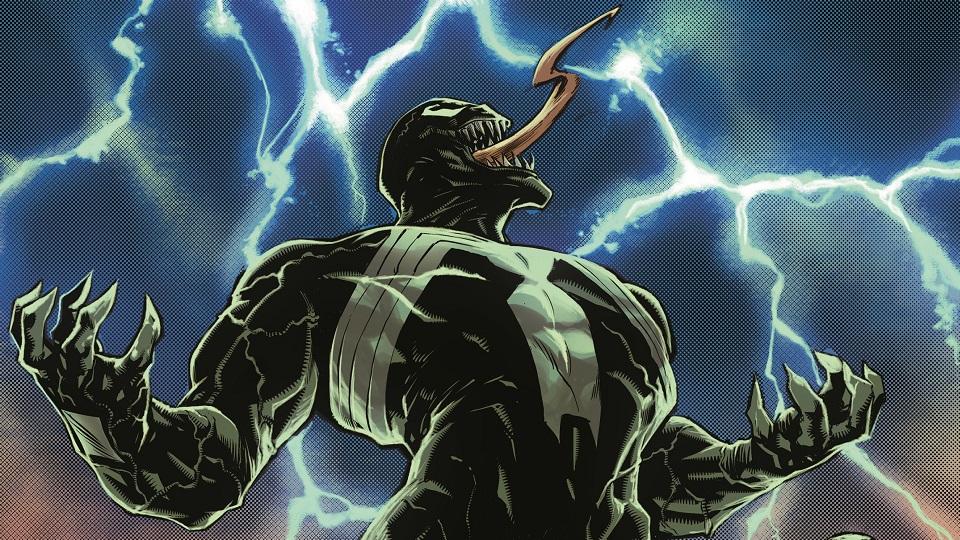 A Study in Familiarity: Venom #1
