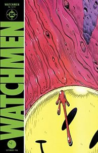 Watchmen #1 - DC Comics - 1986 - Alan Moore and Dave Gibbons