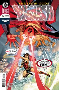 Wonder Woman #47 - DC Comics - Emanuela Lupacchino