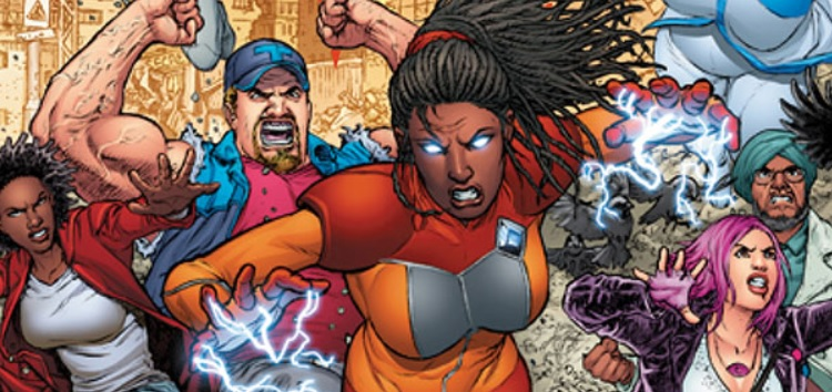 Harbinger Wars 2: Should I, An Adult, Read This Superhero Summer Event?