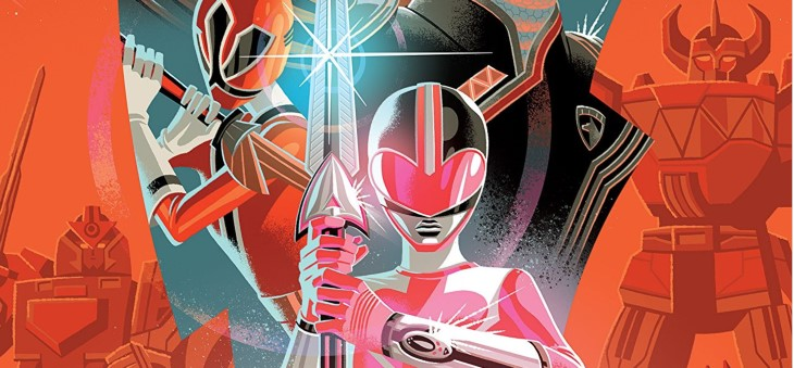Mighty Morphin Power Rangers Annual is Mighty Stuffed