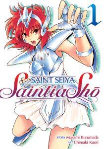 Saint Seiya Saintia Sho vol. 1, Seven Seas