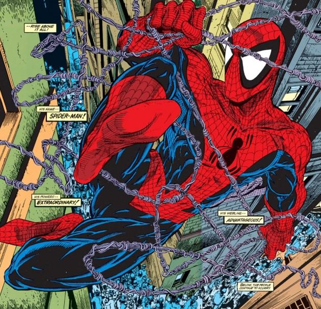 My First Comic: It Started with Spider-Man