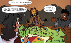 Lumberjanes #50 Shannon Watters & Kat Leyh (Written by) Dozerdraws (Illustrated by) Maarta Laiho (Colours by) Aubrey Aiese (Letters by) BOOM! Box