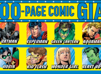 DC To Release Anthology Comics in Walmart