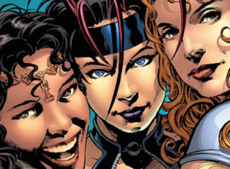 Marvel's Witches: A Charmless Comic That Is Criminally Vulgar